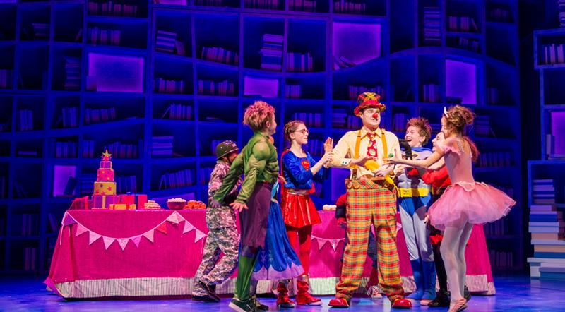 Royal MTC Roald Dahl's Matilda Photo by Dylan Hewlett