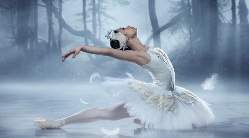 Swan Lake by the Royal Winnipeg Ballet.