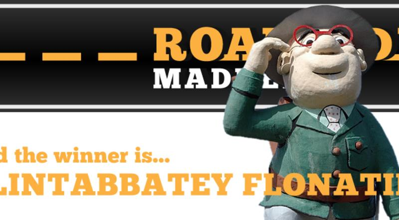Flintabbety takes it all in Roadside Madness!