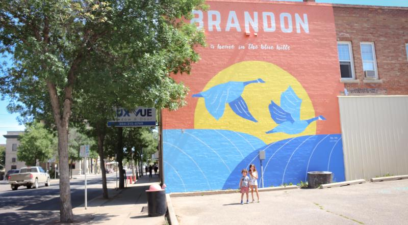 Downtown Brandon