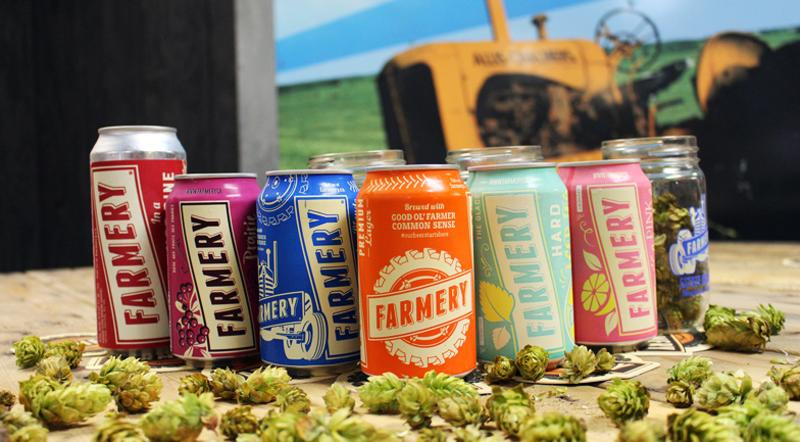 Getting a taste of the prairies at Farmery Estate Brewery