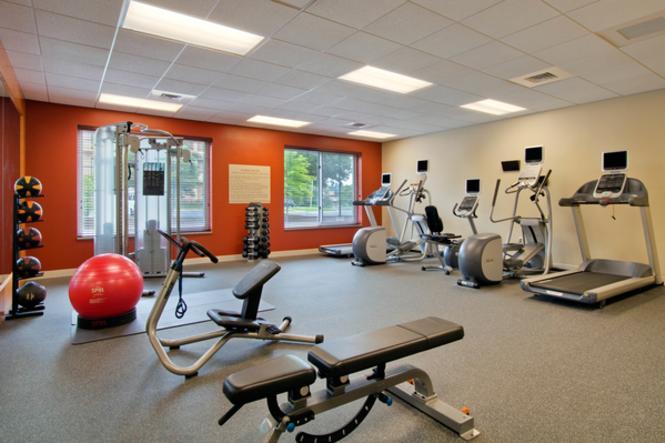 Fitness Center at the Hilton Garden Inn