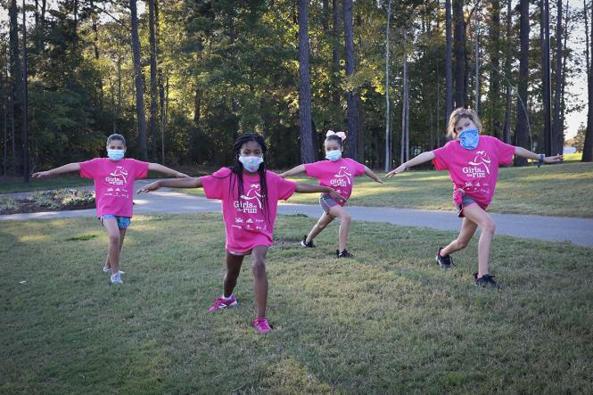 Girls on the Run teaches girls about the importance of physical fitness as well as the mental health benefits of exercise.
