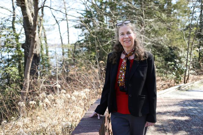 Carol Benson is the executive Director of the Four Rivers Heritage Area