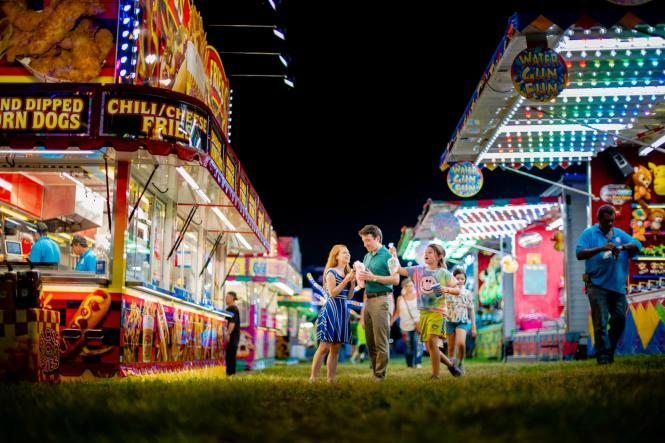 anne arundel county fair grounds carnival