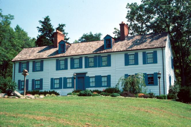 The Gresham Estate was the home of Commodore Isaac Mayo