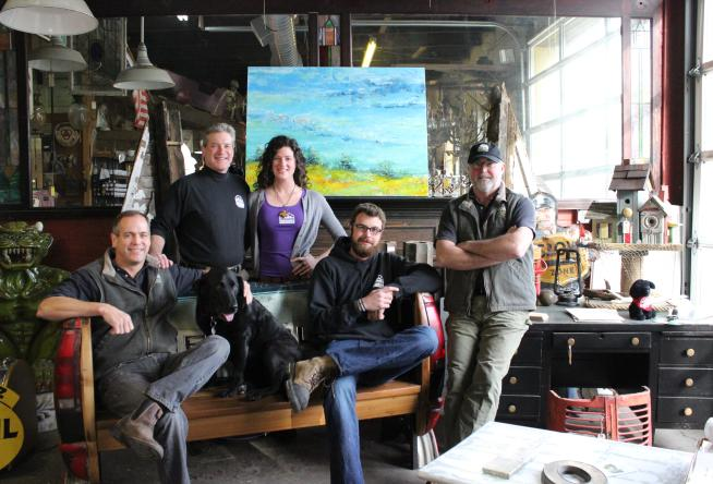 Roanoke's own 'SALVAGE DAWGS' Premieres 5th Season TV Show on DIY Network