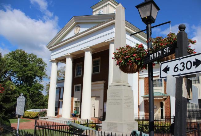 Must See Main Streets Fincastle Virginia An Original