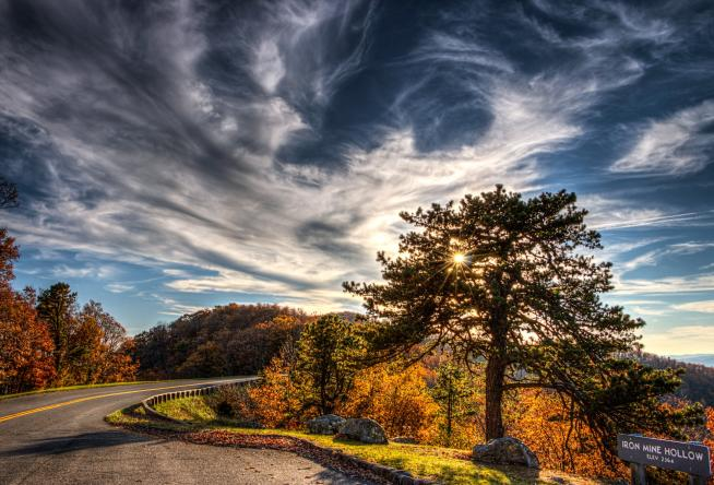 Car Rental Roanoke Va: Can't Miss Views In Virginia's Blue Ridge