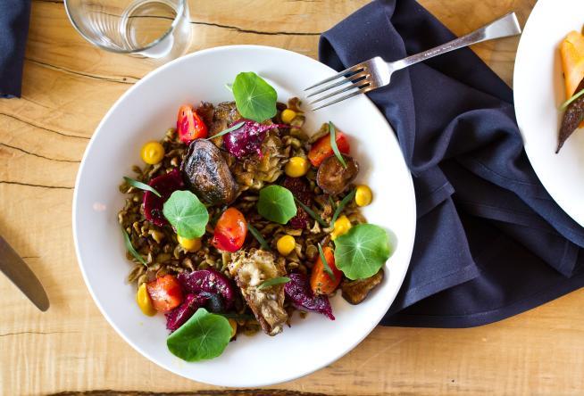 Best Vegetarian Restaurant Options In Virginia S Blue Ridge