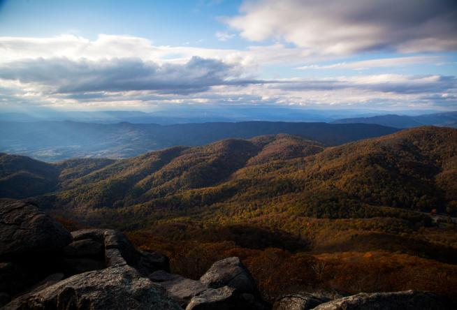 Visit the 7 Natural Wonders of Virginia\'s Blue Ridge Mountains