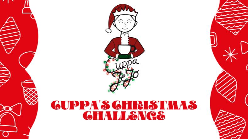 Cuppas Christmas Challenge