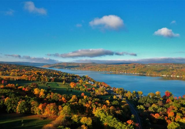 Fall Foliage in the Finger Lakes | Finger Lakes Region