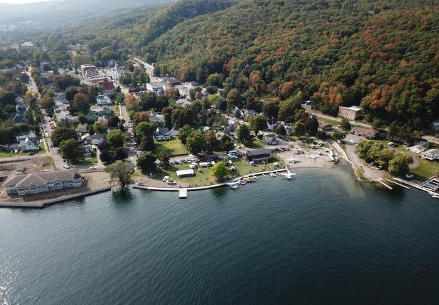 Finger Lakes, How Far Are They? | Finger Lakes Region