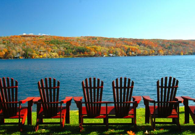 Keuka Lake - History & Attractions | Finger Lakes Region