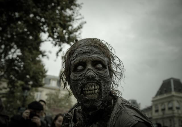Zombie Apocalypse - No Problem