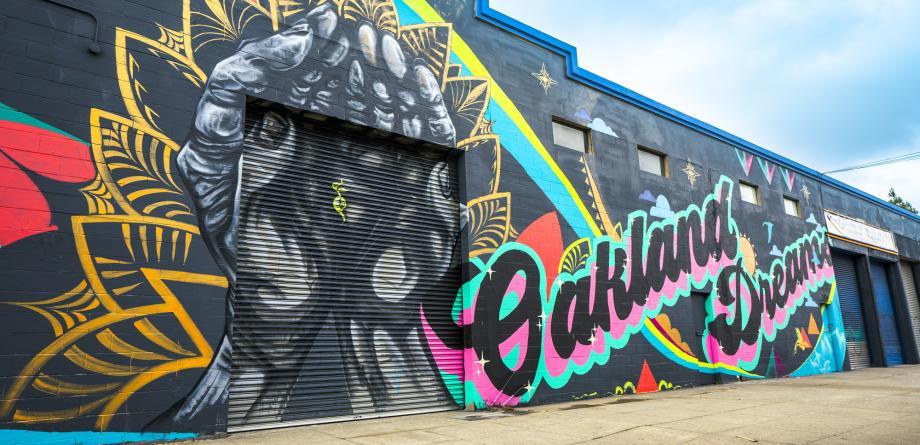Graffiti Murales Street Art