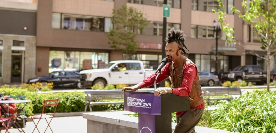 AMP Oakland Program - Fantastic Negrito