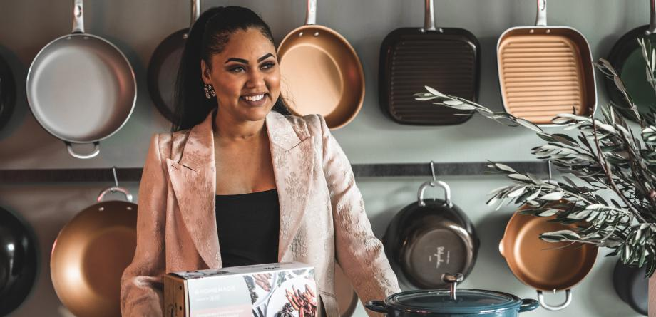 Ayesha Curry - Homemade shop