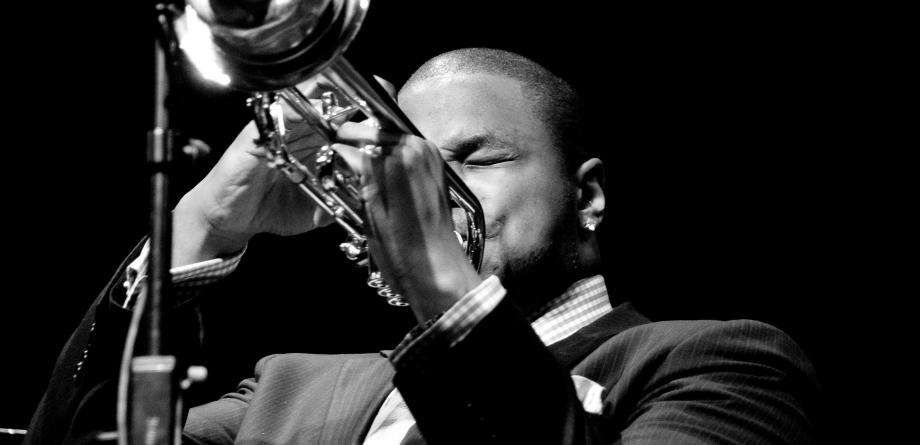 Trumpet Player at Yoshi's