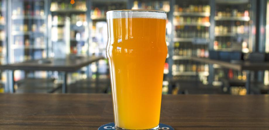 The Good Hop beer