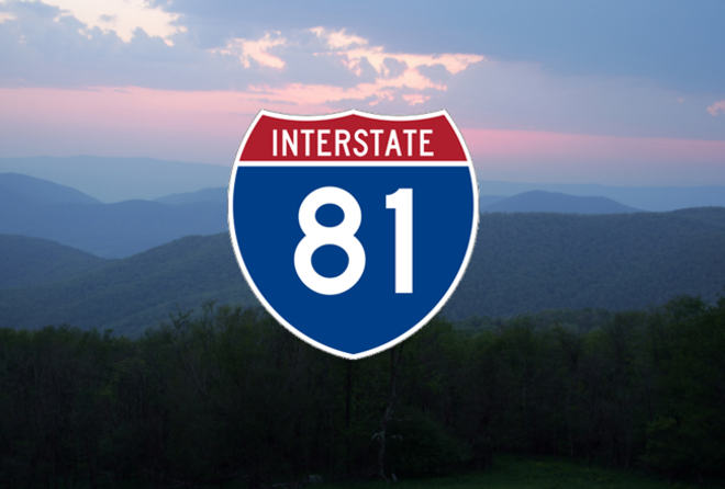 Roanoke - Interstate 81