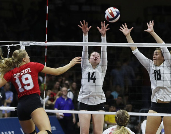 USA Volleyball Collegiate Club National Championships Denver
