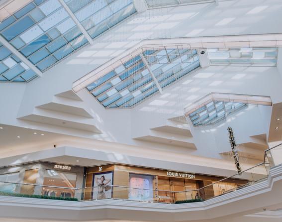 Cherry Creek Shopping Center in Denver, Colorado