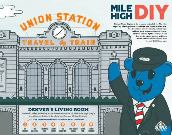 Mile High DIY_Denver Union Station