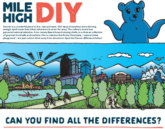 Mile High DIY_Spot the Differences