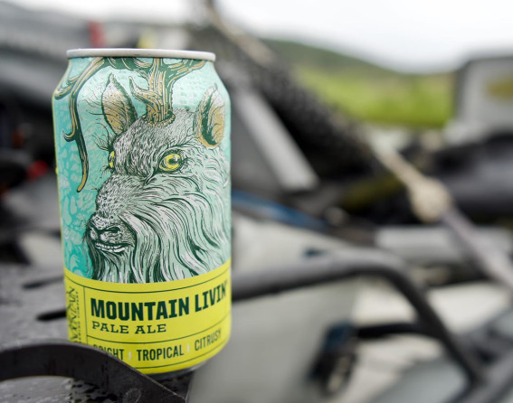 Crazy Mountain Brewing Company in Denver, Colorado