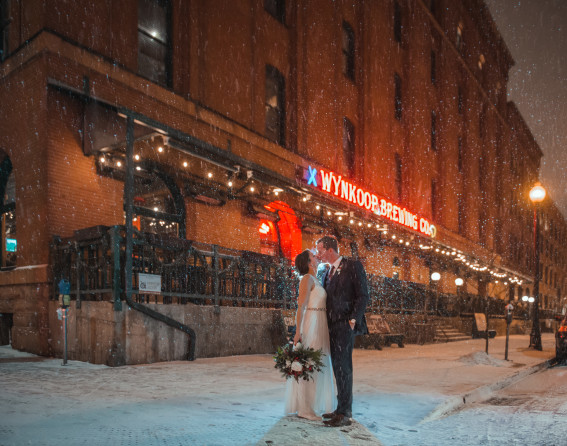Wynkoop Brewing wedding