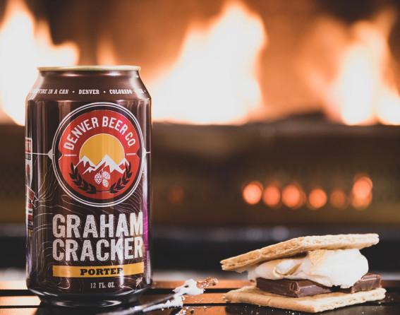 Denver Beer Co. Graham Cracker Porter in Denver, Colorado