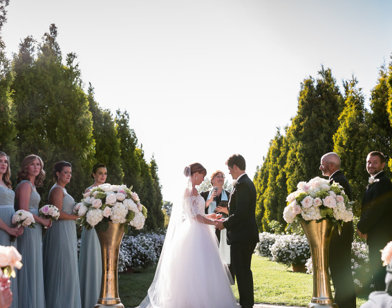Denver Botanic Gardens Wedding Colorado