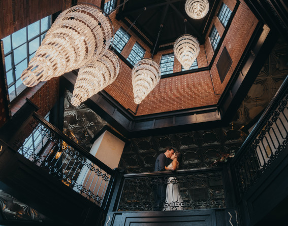 Ironworks - Denver Wedding