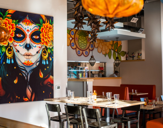 Masa restaurant in Denver