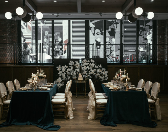 Maven Hotel wedding in Denver