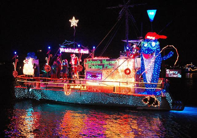 Holiday Flotilla