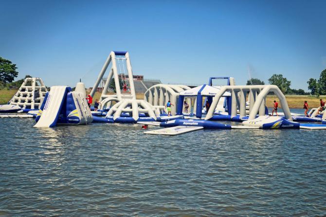Splash Aqua Park in Wichita
