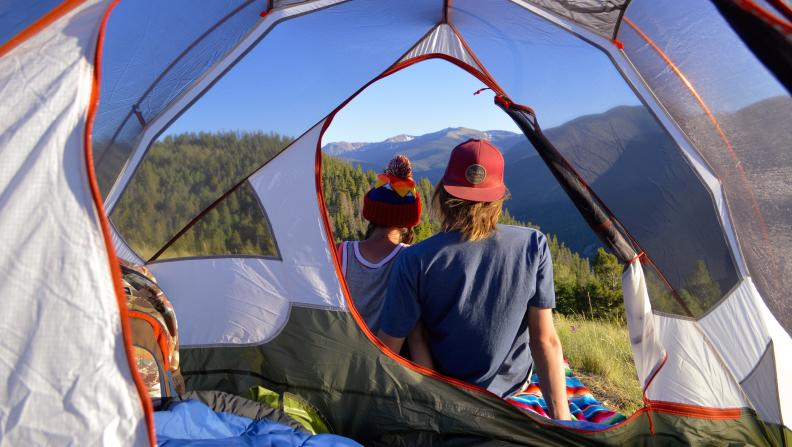 Camping: Carson National Forest