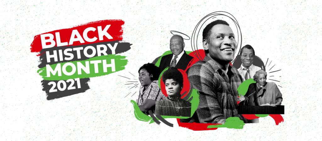 PRCC Black History Month Web Graphic