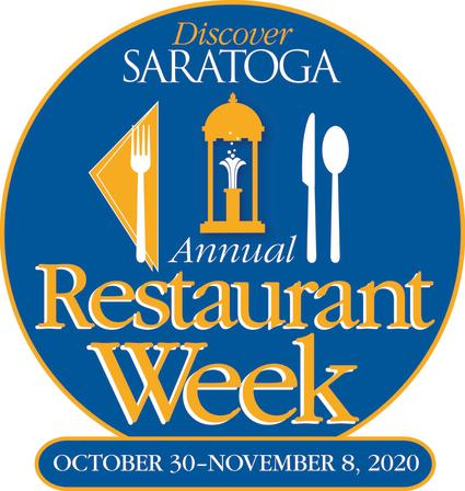 Restaurant Week 2020 Logo