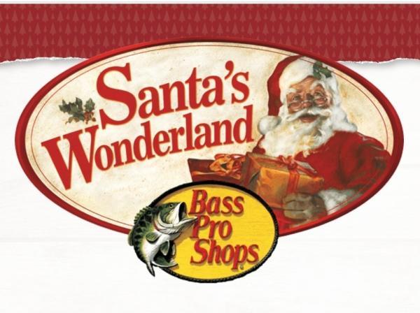 Santa at Bass Pro Shops