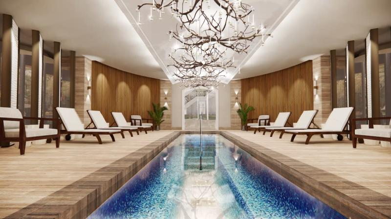 Trellis Spa del hotel The Houstonian