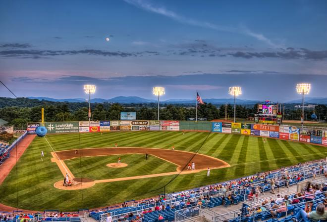 Salem Red Sox Baseball