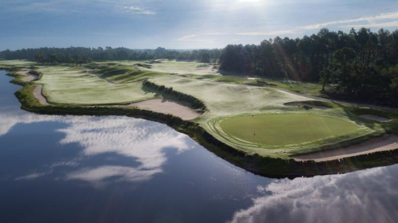Moorland Course at Legends Golf Resort, Myrtle Beach, SC