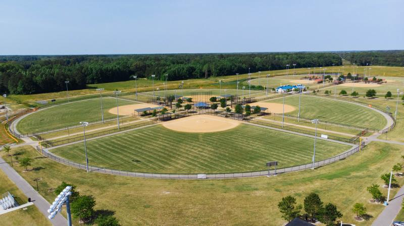 PAAC Softball Fields
