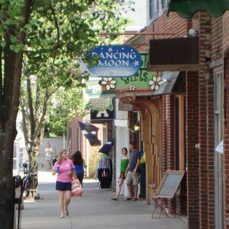 Downtown Shops | Boone, NC