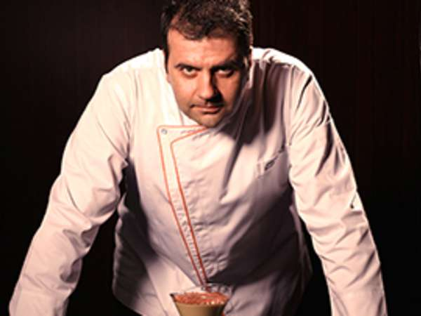 Chef Antonio Tardi