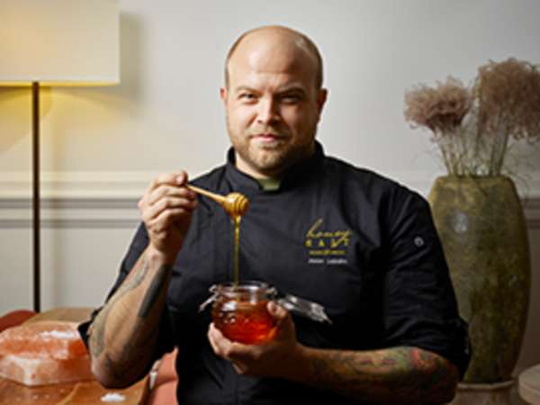 Jason Labahn Executive Chef, Honey Salt